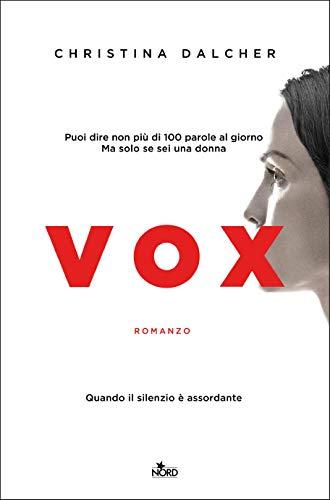 Vox: un libro senza voce