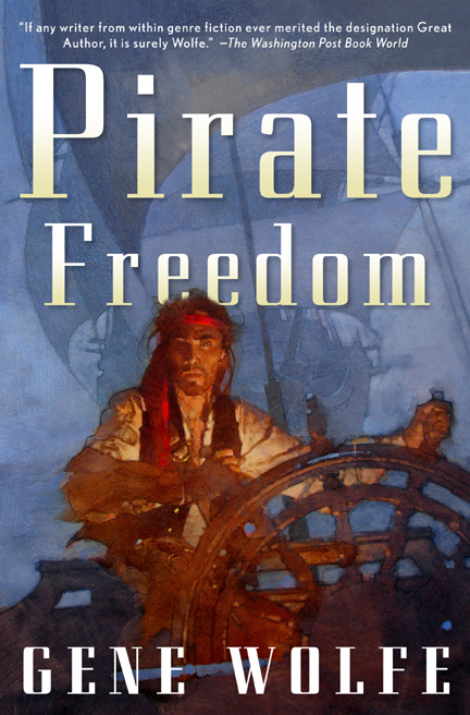 Pirate Freedom: un mix di Salgari e Joyce