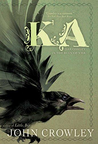 Ka: Dar Oakley in the Ruin of Ymr – Corvi e Umani fra la vita e la morte